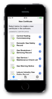 EasyGas Mobile for IPhone, IPad and Android